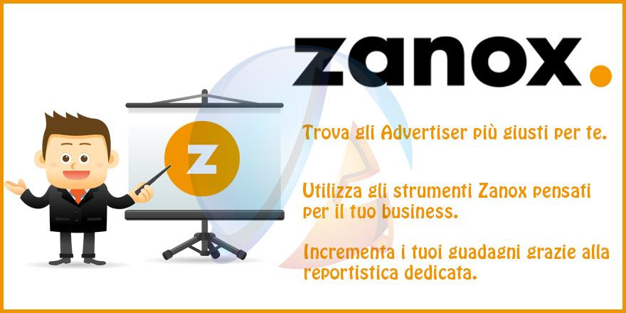 Guadagnare con Zanox