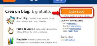 Come creare un blog con Blogger