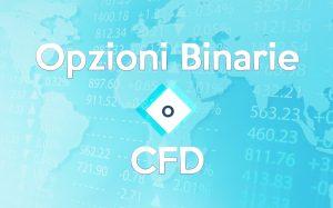 Differenze tra opzioni binarie e CFD
