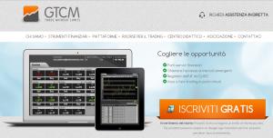 gtcm piattaforma vantaggi