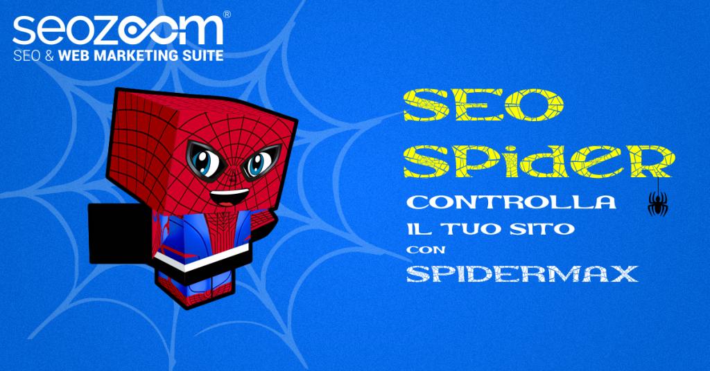 nuovo spider di SEOZoom